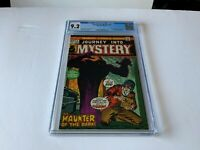 JOURNEY INTO MYSTERY 4 CGC 9.2 LOVECRAFT HAUNTER OF THE DARK MARVEL COMICS 1973
