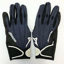 1 Pair Mizuno Vintage Pro Batting Gloves GW1 Navy Blue NWOT