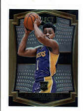 D'ANGELO RUSSELL 2015/16 PANINI SELECT #162 ROOKIE RC AY9103