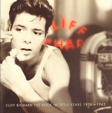 CLIFF RICHARD – THE ROCK 'N' ROLL YEARS 1958-1963 (4-CD BOX)