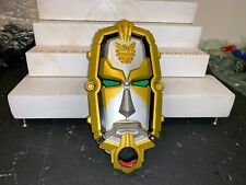 Power Rangers Megaforce Deluxe Gosei Morpher Head Card Reader