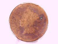 1873 Indian Head Cent PCGS Genuine Env. Damage - AG Details Open 3 80471355 Vide