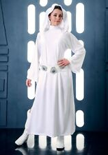 WOMEN'S PRINCESS LEIA COSTUME SIZE XL (with defect)