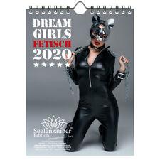 My Fetisch Girl DIN A5 Kalender 2020 Erotik - Seelenzauber