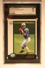1998 Bowman #1 Peyton Manning - SGC-98   Gem 10
