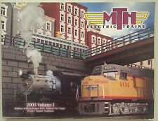 MTH Electric Trains Catalog 2003 Volume I