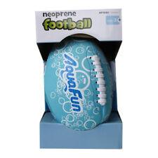 Aquafun Neoprene Football - Swimming Pool Game / Toy