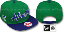 Whalers 'SNAP-IT-BACK SNAPBACK' Green-Royal Hats by New Era