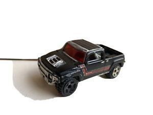 Hot Wheels Hummer H3T Ute diecast Mattel 2004 ~ Loose ~ FREE POST