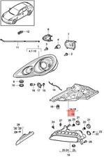 Genuine PORSCHE Panamera Mounting For Main Beam Headlight Right 97063107402