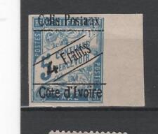 COTE D'IVOIRE (Colonie Française) - CP n° 16 neuf **