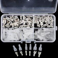 120er Crimpverbinder 2,8mm 4,8mm 6,3mm Flachsteckhülsen Flachstecker Kabelschuhe
