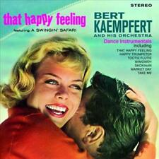 BERT KAEMPFERT - THAT HAPPY FEELING/LIGHTS OUT SWEET DREAMS * NEW CD