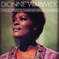 The Complete Warner Bros. Singles by Dionne Warwick (CD, Jul-2013, Real Gone)