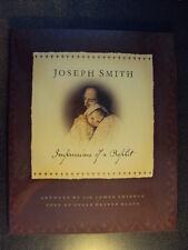 JOSEPH SMITH: IMPRESSIONS OF A PROPHET Artwork by Swindle (LDS, MORMON BOOKS)