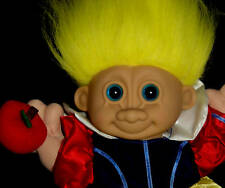 """STORYBOOK SNOW WHITE 5"""" Russ Troll Doll 12"""""""