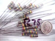 2.4 Meg Million Ohm 1/2 Watt 5% Qty-2 Allen Bradley Tube Amp Amplifier Resistor
