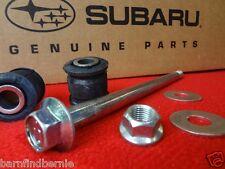 Subaru Lateral Link Bushing & Bolt Kit Legacy Forester Outback Impreza OEM