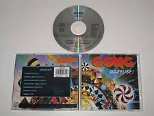 GONG/GAZEUSE! (VIRGIN 2074) CD ALBUM