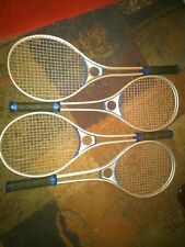 4 Silver Ace Mens Tennis Racquets