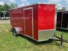 6x12 6 x 12 Enclosed Trailer Cargo, Utility 6X12 CALL NOW ! 2020