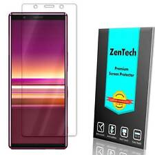 ZenTech Clear FULL COVER Screen Protector Guard Shield Film For Sony Xperia 5