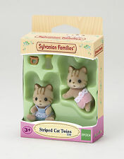 Sylvanian Families - Striped Cat Twins Baby Set EP5188