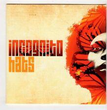 (GS806) Incognito, Hats - 2014 DJ CD