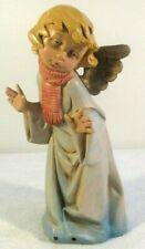Fontanini Angel 8� Figurine #561 Depose By E Simonetti Italy Vtg 1988