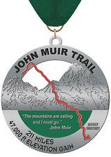 John Muir Trail Medal