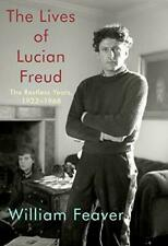The Lives of Lucian Freud by William Feaver  #12097