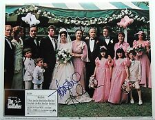 The Godfather Original Movie Lobby Card Signed By Caan & Shire ''Rare'' 1972