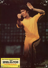 BRUCE LEE  GAME OF DEATH  1972 VINTAGE LOBBY CARD #2