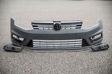 Stoßstange für VW Golf VII 7 Frontschürze Frontstoßstange Front vorne R R20 GTI