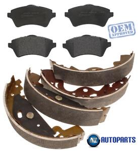 For Land Rover - Freelander 2001-2006 1.8 2.0 2.5 Front Brake Pads & Rear Shoes