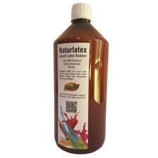 Flüssiglatex Natur 1 Liter Maskenbildner Basteln Latexmilch Latex 1000 Ml