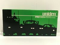 Uniden Pro 500D Mobile CB Radio - 40 Channel CB Radio with Mic Mint w/ Packaging