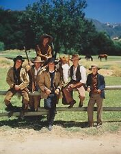 Josh Brolin, Stephen Baldwin - The Young Riders (1989 - 1992)    - 8 1/2 X 11