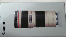 Canon EF L 70-200mm F/4 USM Teleobjektiv - 12 Monate Gewährleistung