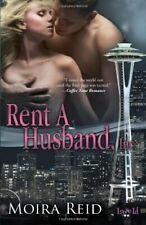RENT A HUSBAND, INC. by Moira Reid EROTIC CONTEMPORARY SUSPENSE ~ OOP & VHTF