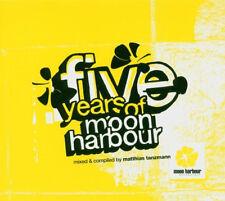 MOON HARBOUR =five years= Tanzmann/Marlow/Landsky...= MINIMAL+DEEP+TECH+HOUSE !!