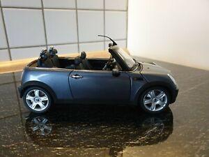 Mini cabrio 1:18