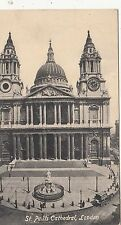 BR80561 st pauls cathedral london uk