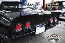 Corvette C3 Custom Fiberglass  Power Spoiler 1968-1982