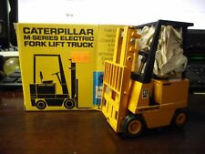 Conrad - 400 - Caterpillar M-Series Electric Fork Lift Truck