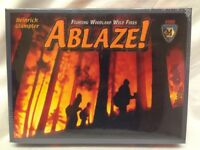 Ablaze! Board Game by Mayfair Games- makers of Catan series 4403 Fireman