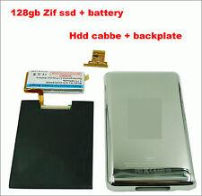 1.8 128gb ssd For Ipod classic Replace MK8022GAA MK1231GAL HS12YHA MK1634GAL HDD