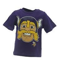Minnesota Vikings Official NFL Team Apparel Infant Toddler Size T-Shirt New Tags