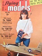 Flying Models MAgazine The Kobra & Sam-Pan OCtober 1966 010918nonrh