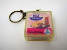Vintage Foreign Keychain: Franco Suisse Ziz Chester Cheese